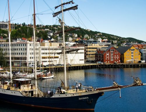 Sailing with the Arctic Youth in Tromsø and finding a new Arctic Strategy