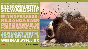 AYN Webinar Series - Environmental Stweardship