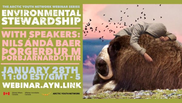 AYN Webinar Series - Environmental Stweardship